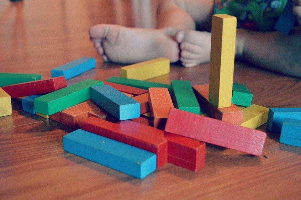 Blocks for kids