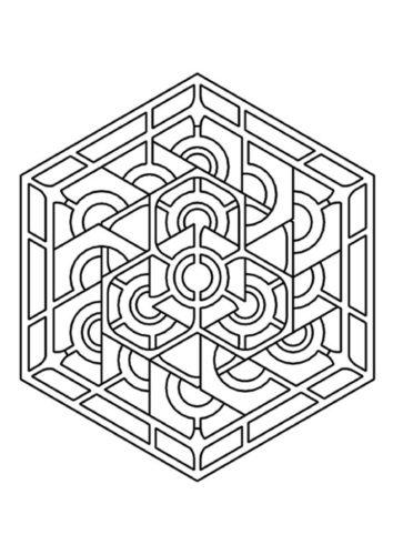thumbnail of the-geometric-pattern-a4