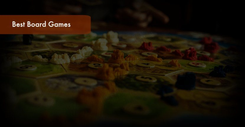 Best Board Games For 13 year olds