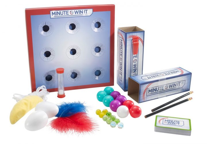 One Minute Games for kids